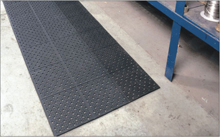 industrial work station matting