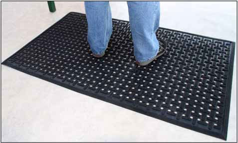 drink station mat